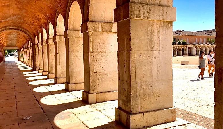Plaza de Parejas