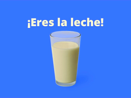 Why are Spaniards so obsessed with milk? Linguistically speaking! - When in Spain podcast episode 6