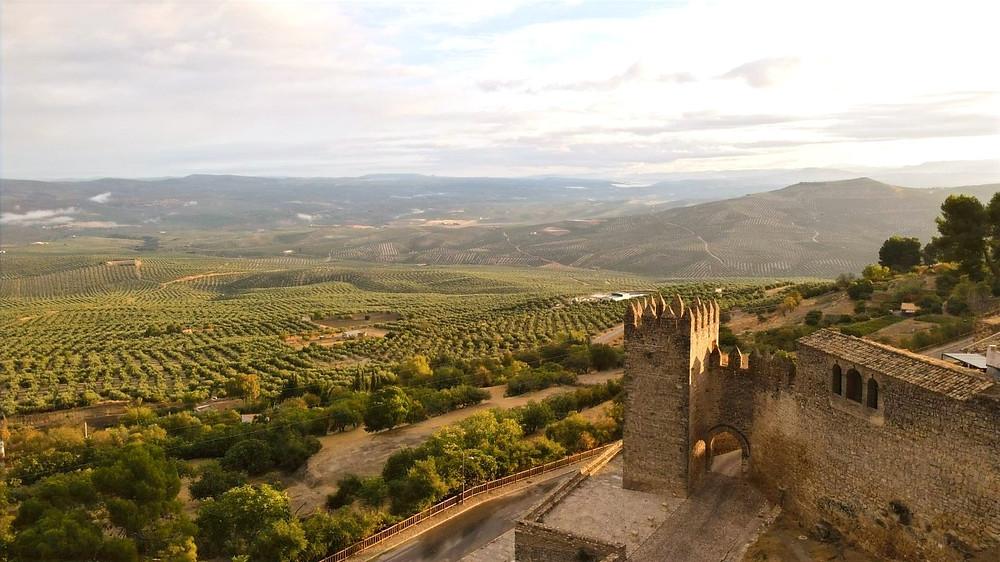 Castillo de Sabiote, Jaén