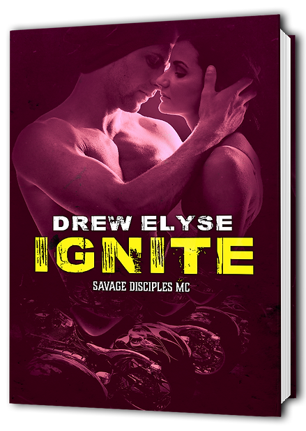 Ignite (Savage Disciples MC #4)
