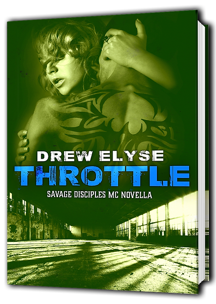 Throttle (A Savage Disciples MC Novella)