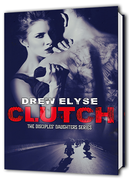 Clutch (Savage Disciples MC #1)