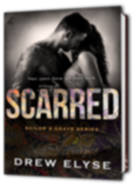 Scarred (Sailor's Grave #3)