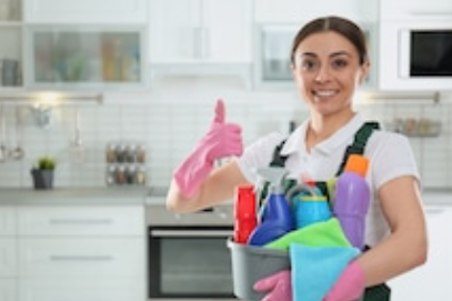 Commercial Cleaning - Offices