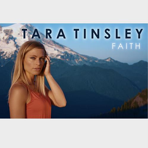 FAITH Autographed Photo (5x7)