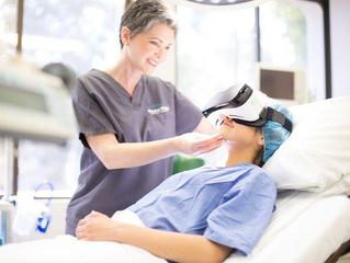醫療VR/AR應用:如何用實境克服癮頭與創傷?