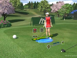 娛樂與鍛鍊兼顧,VR高爾夫大有可為