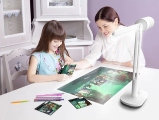 仁寶電腦 的Lumi2.0 結合米菲多媒體AR技術,讓孩童在遊戲中學習!