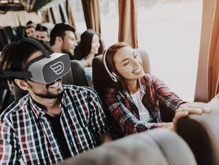 每次搭客運都覺得無聊想睡覺嗎?「FlixBus」透過VR來驅散你的睡意