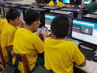 民族國中引入《MAKAR》AR教學,提升學生的教育學習體驗!