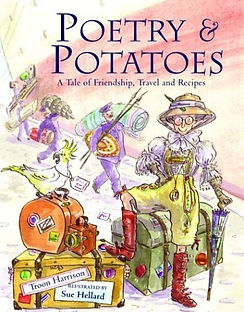 Poetry and Potatoes A Tale of Friendship