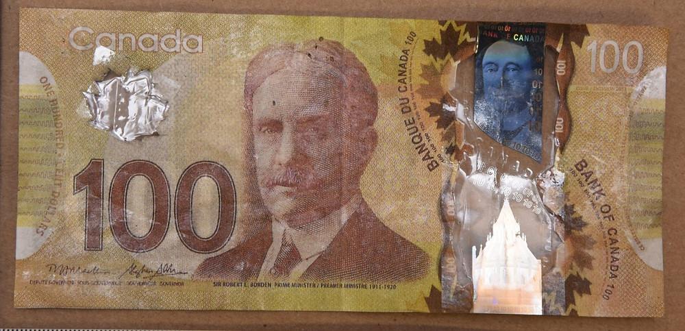 维多利亚惊现大量假钞