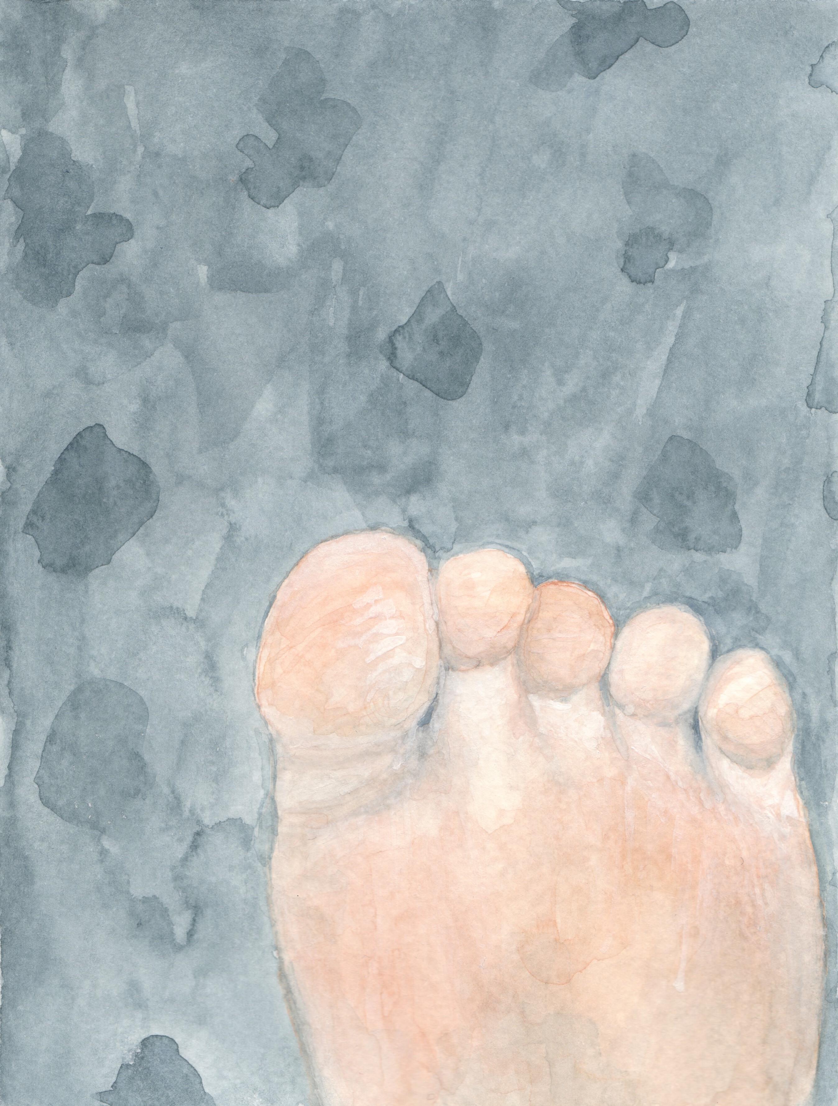 Dancing Foot, 2015