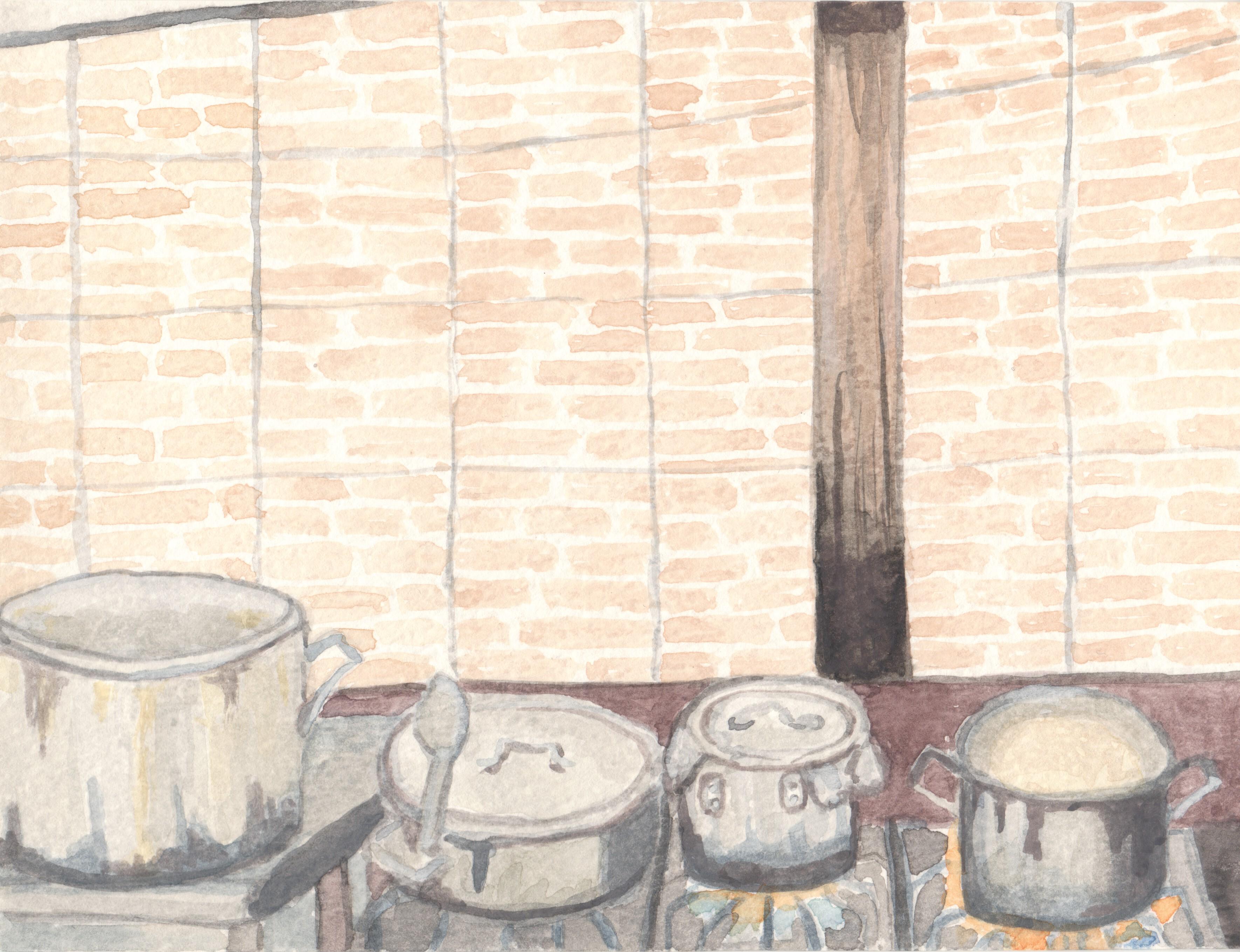 Delroy's Pots, 2015