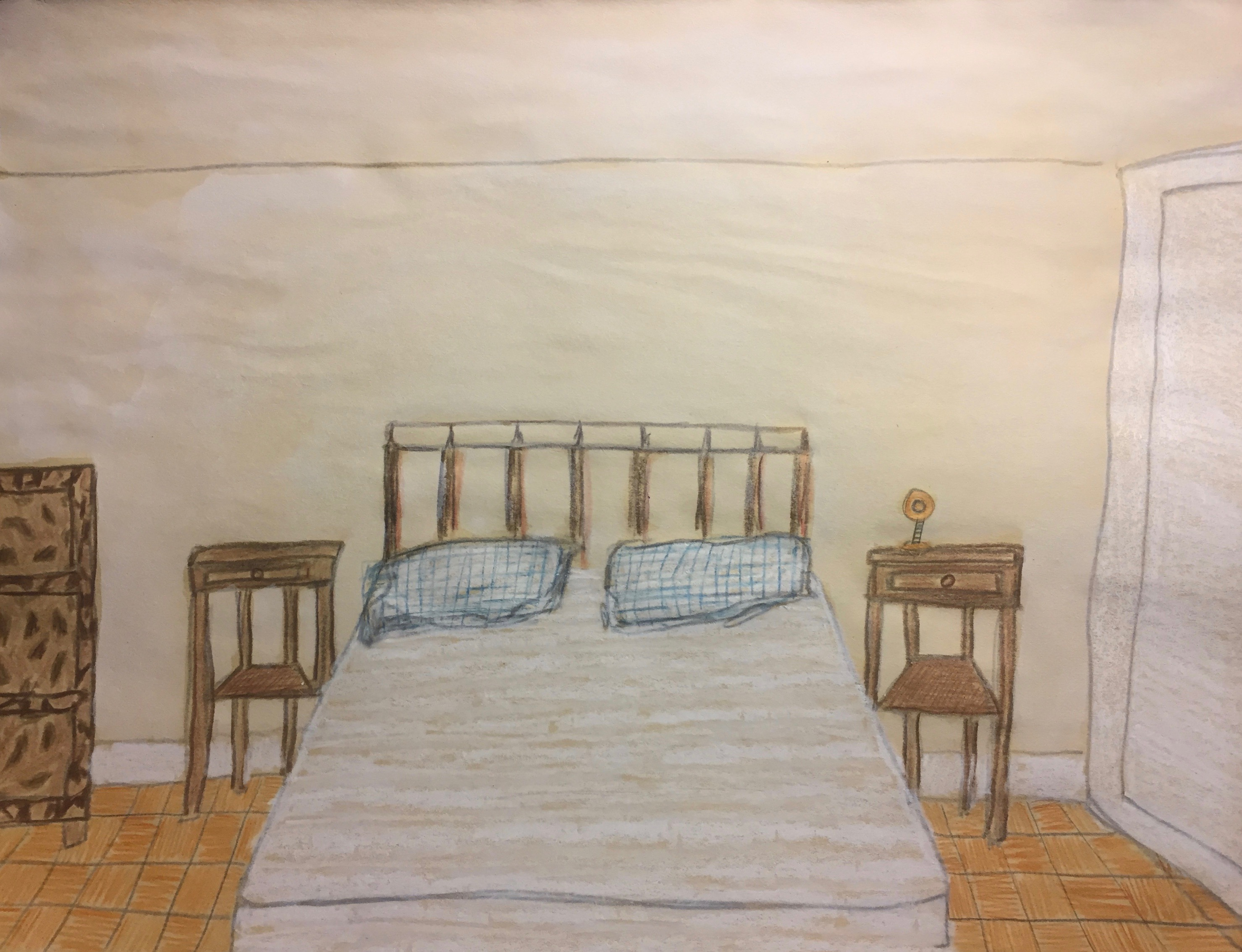 Barry's Bedroom, 2020