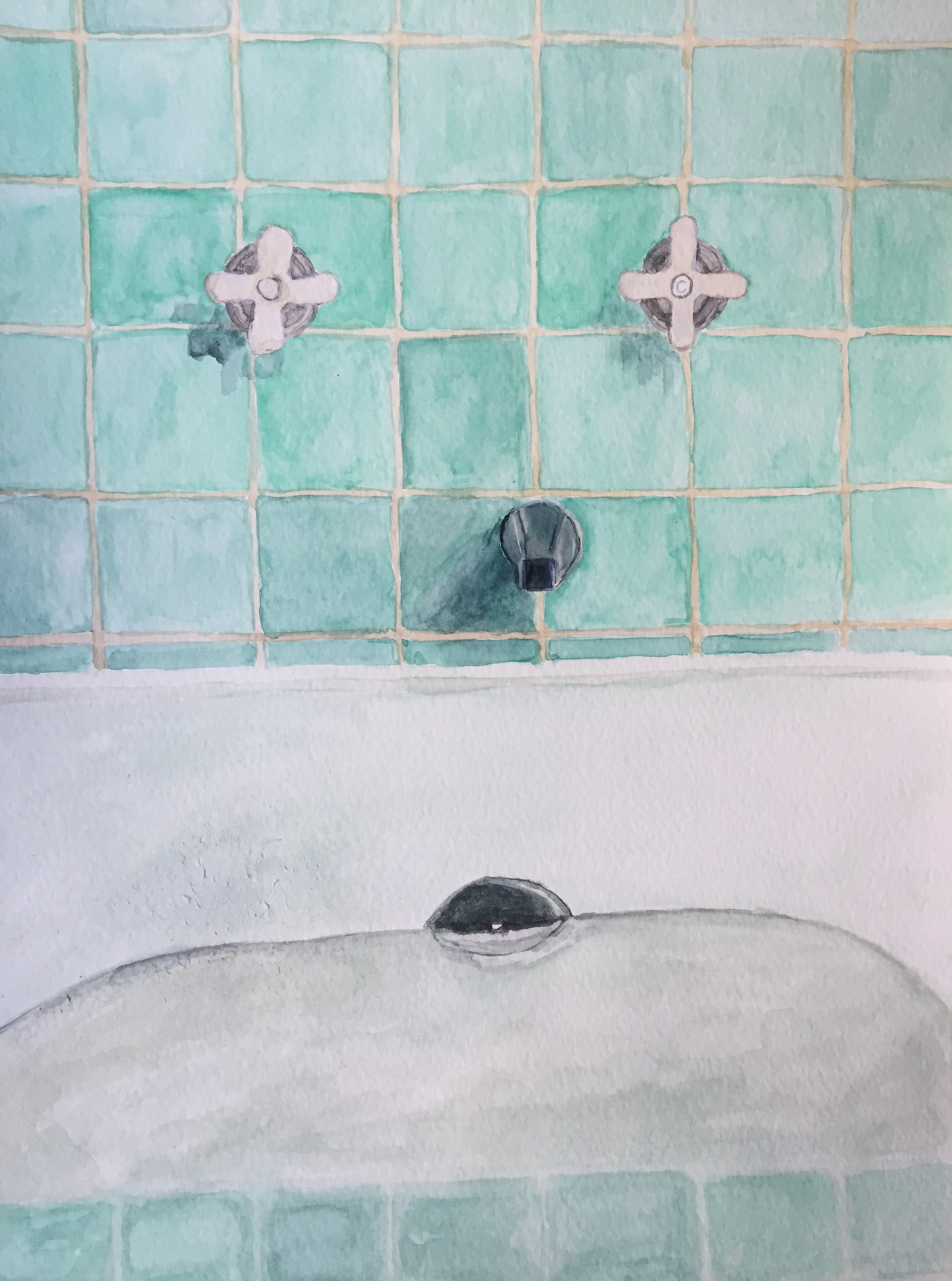 Susan's Bathtub, 2017
