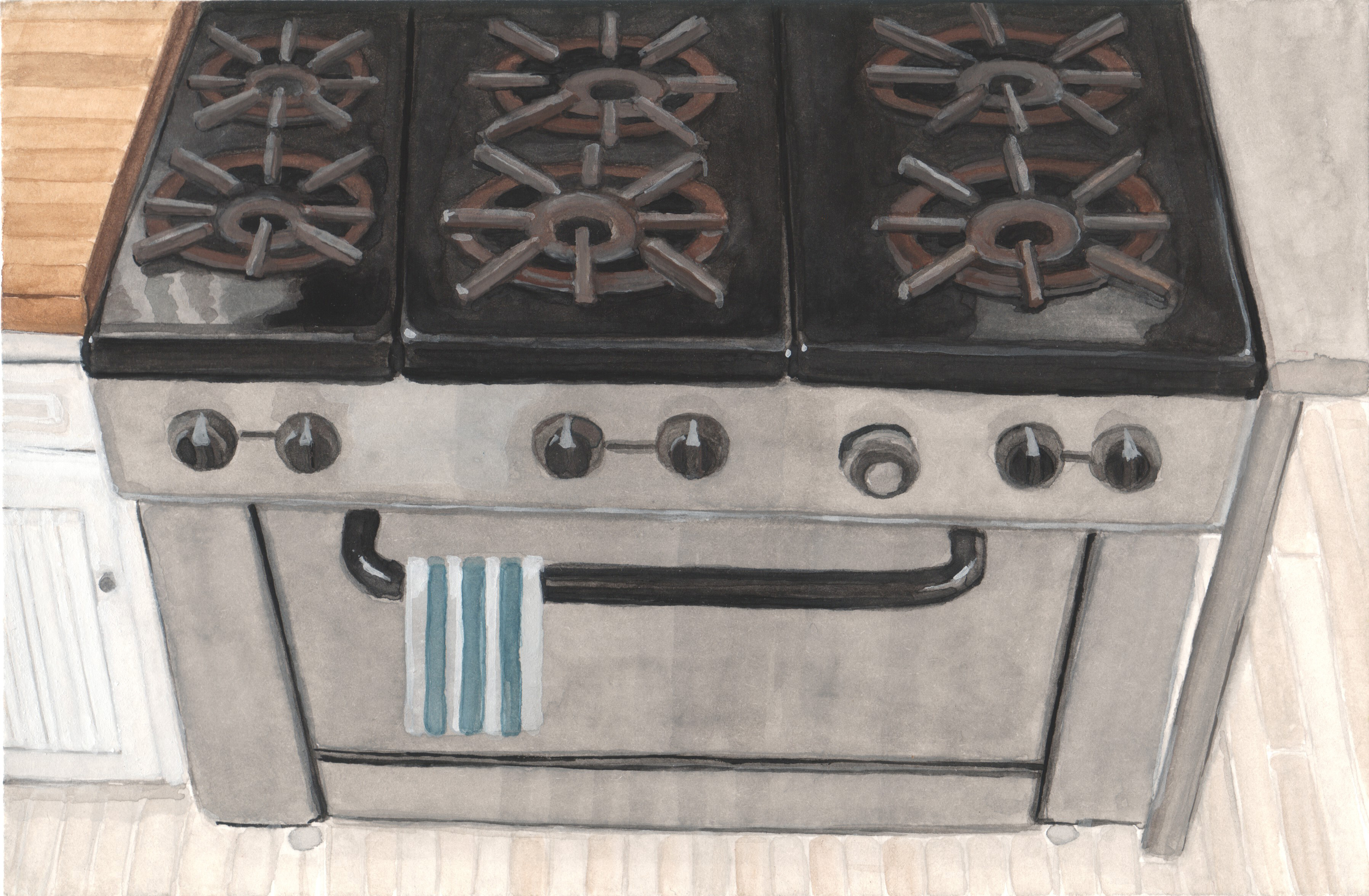 The Stove, 2018