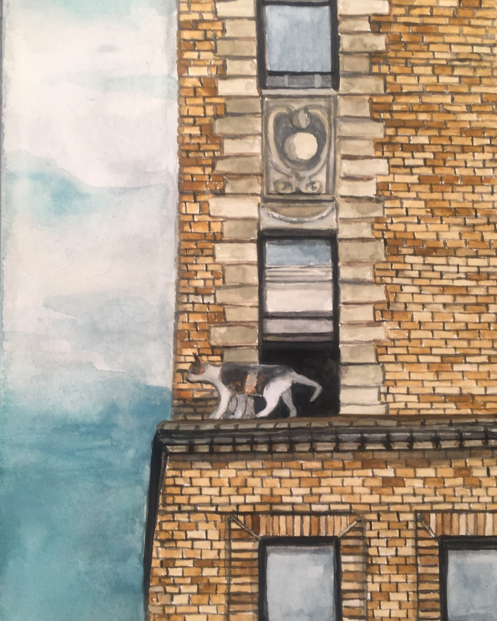 Brooklyn Ledge, 2018