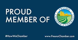 Fresno Chamber of Commerce Member Logo