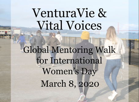 International Mentoring Walk Spring 2020