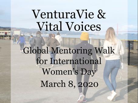 International Mentoring Walk Spring 2020