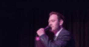 Michael singing Dean Martin