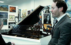 Singing at the Piano