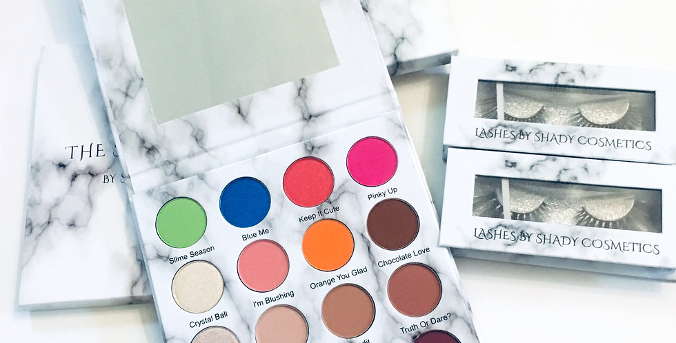 The Shade Palette Bundle
