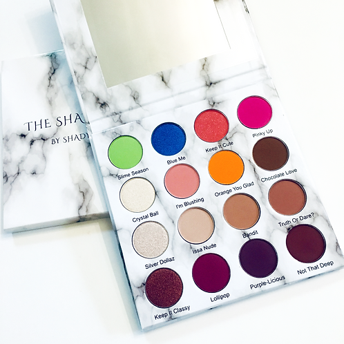 The Shade Palette