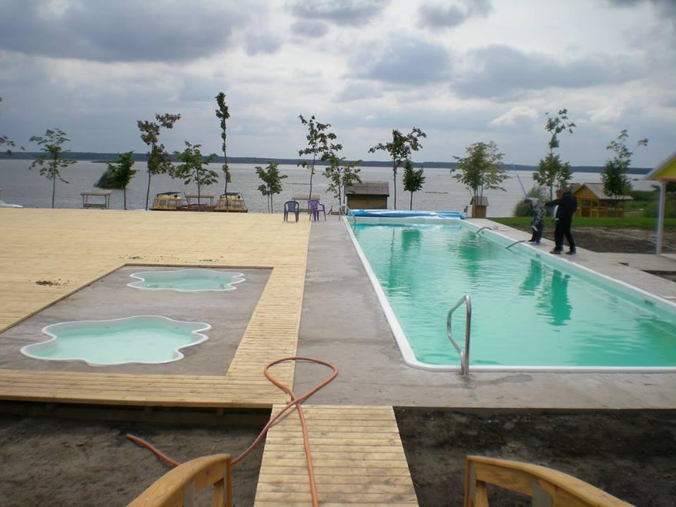 Сборный бассейн 25м