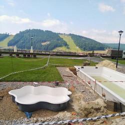 Детский бассейн Рица