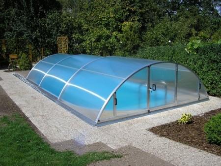 Павильон для бассейна