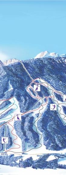 Kranjska Gora, smučišče