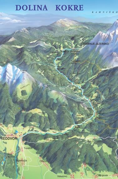 Dolina Kokre