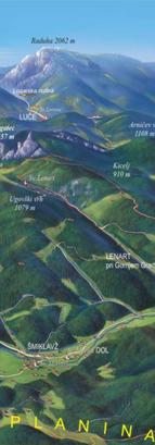 Gornji Grad z okolico