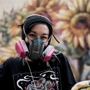 Emily Ding: Traveling Mural Artist Empowering Girls Everywhere