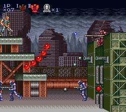 Contra III (Super NES)