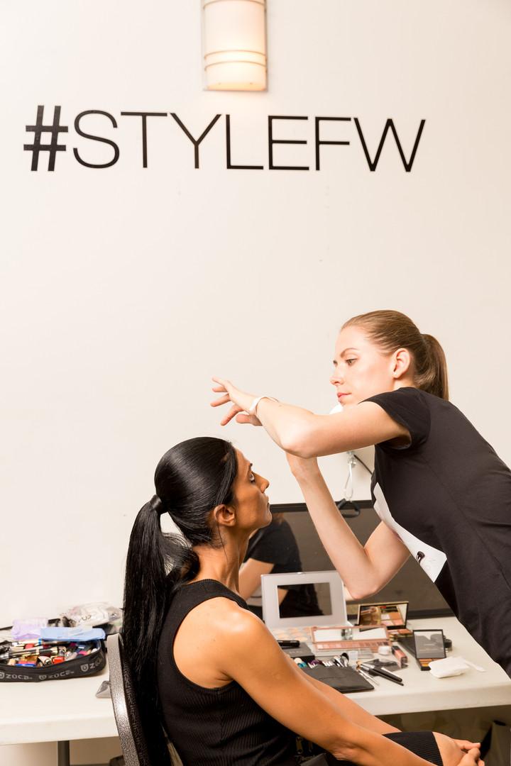Style Fashion Week 2018 BTS