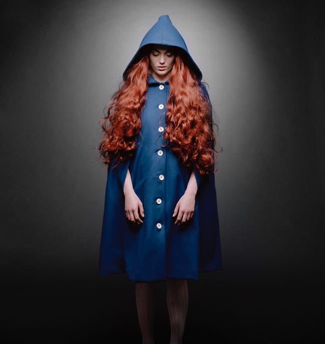 Cloak with red hair full length.png