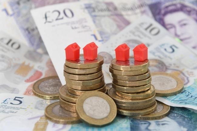 Mortgage Rates Dip - New Build Development High Wycombe