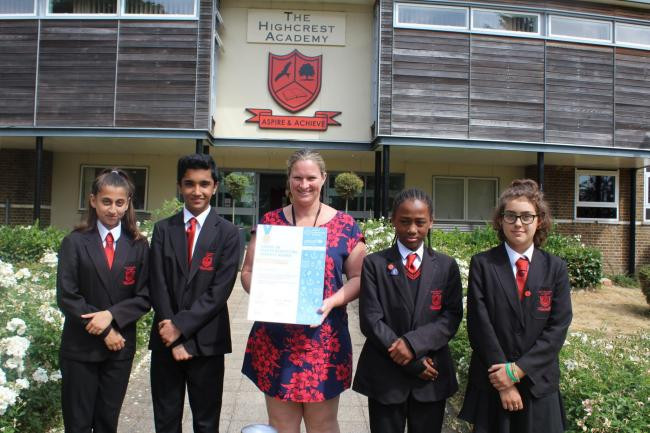 Outstanding schools surrounding the Abbey Place High Wycombe Development