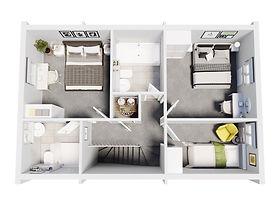 Plot 2 - First Floor Plan