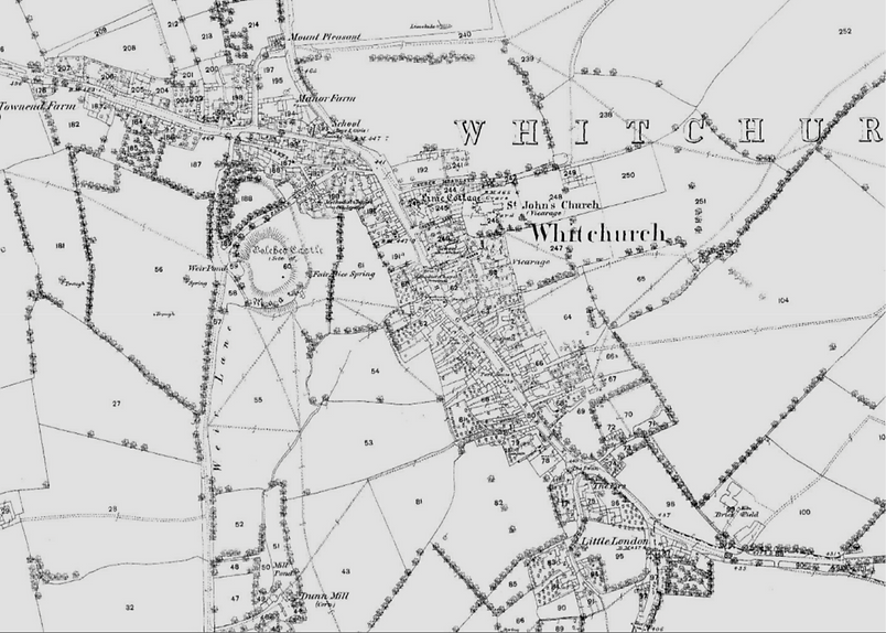 History of Whitchurch