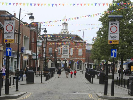 Council Working to Keep Town Centre Vibrant