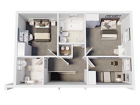 Plot 4 - First Floor Plan