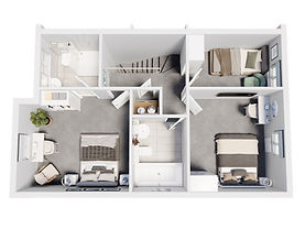 Plot 3 - First Floor Plan