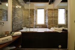 the big bathroom
