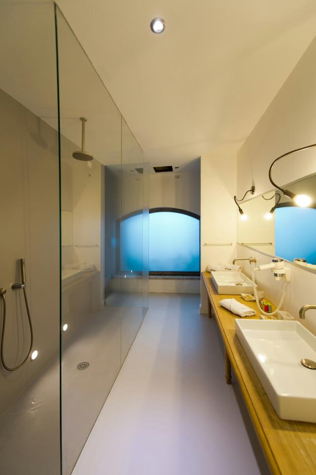 Super bathroom