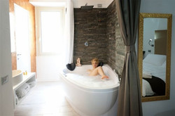 Spa Bath for Two