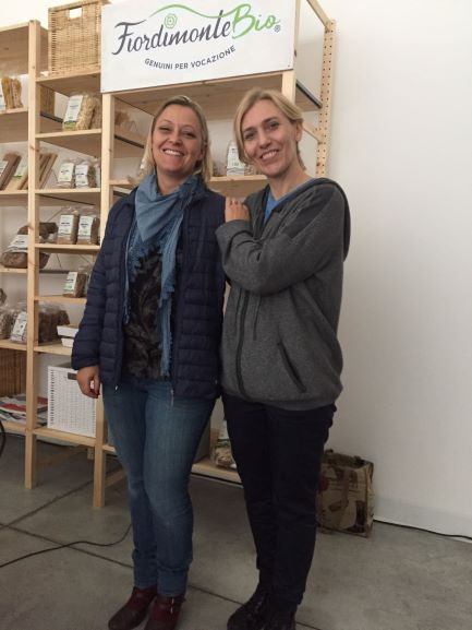 Miriam und Lorenza